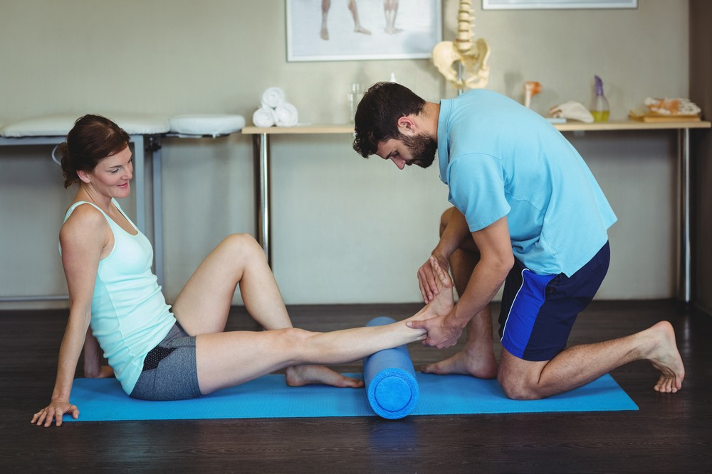 Foot and Ankle Therapy in Midtown East Manhattan