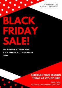 Black Friday & Small Business Saturday Sale!