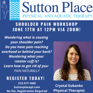 Shoulder Pain Worksop!